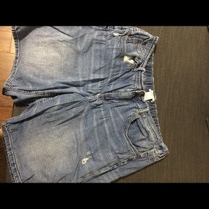 Denim stretch American Rag shorts size 2x